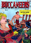 Cover for Buccaneers (Bell Features, 1950 series) #5