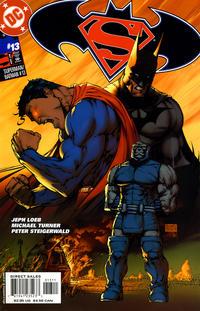 Cover Thumbnail for Superman / Batman (DC, 2003 series) #13 [Darkseid Cover]