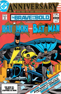 Cover Thumbnail for The Brave and the Bold (DC, 1955 series) #200 [Direct Edition]