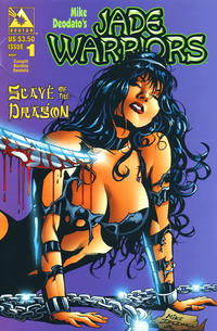 Cover Thumbnail for Jade Warriors: Slave of the Dragon (Avatar Press, 2001 series) #1