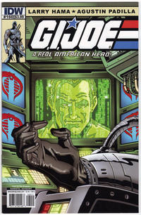 Cover Thumbnail for G.I. Joe: A Real American Hero (IDW, 2010 series) #160 [Cover B]