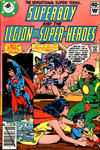 Cover for Superboy & the Legion of Super-Heroes (DC, 1977 series) #255 [Whitman]