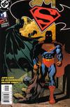 Cover for Superman / Batman (DC, 2003 series) #1 [Third Printing]