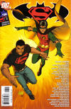 Cover for Superman / Batman (DC, 2003 series) #26 [Superboy & Robin Cover]