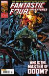 Cover for Fantastic Four Adventures (Panini UK, 2010 series) #11