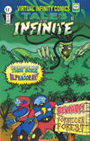 Cover for Tales of the Infinite (Virtual Infinity Comics, 2008 series) #2