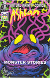 Cover for Virtual Infinity Comics Ashcan (Virtual Infinity Comics, 2005 series) #3