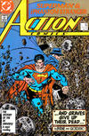 Cover Thumbnail for Action Comics (1938 series) #585 [Direct]