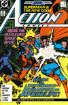 Cover Thumbnail for Action Comics (1938 series) #586 [Direct]