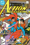 Cover Thumbnail for Action Comics (1938 series) #591 [Direct]