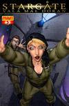Cover for Stargate: Vala Mal Doran (Dynamite Entertainment, 2010 series) #5