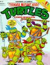 Cover for Teenage Mutant Hero Turtles (Condor, 1990 series) #5