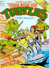 Cover for Teenage Mutant Hero Turtles (Condor, 1990 series) #18