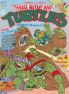 Cover for Teenage Mutant Hero Turtles (Condor, 1990 series) #20