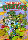 Cover for Teenage Mutant Hero Turtles (Condor, 1990 series) #26