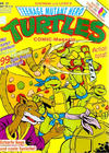 Cover for Teenage Mutant Hero Turtles (Condor, 1990 series) #31
