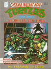 Cover for Teenage Mutant Hero Turtles (Condor, 1991 series) #1