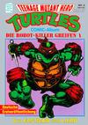 Cover for Teenage Mutant Hero Turtles (Condor, 1991 series) #2