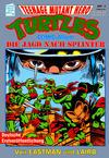 Cover for Teenage Mutant Hero Turtles (Condor, 1991 series) #3