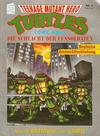 Cover for Teenage Mutant Hero Turtles (Condor, 1991 series) #4