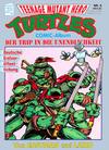 Cover for Teenage Mutant Hero Turtles (Condor, 1991 series) #5