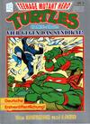 Cover for Teenage Mutant Hero Turtles (Condor, 1991 series) #9