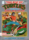 Cover for Teenage Mutant Hero Turtles (Condor, 1991 series) #11
