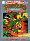 Cover for Teenage Mutant Hero Turtles (Condor, 1991 series) #12