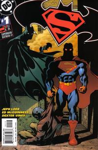 Cover Thumbnail for Superman / Batman (DC, 2003 series) #1 [Third Printing]