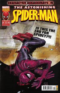 Cover Thumbnail for Astonishing Spider-Man (Panini UK, 2009 series) #25