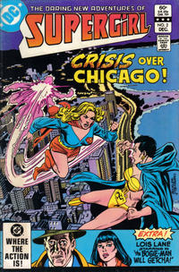 Cover Thumbnail for The Daring New Adventures of Supergirl (DC, 1982 series) #2 [Direct Sales]