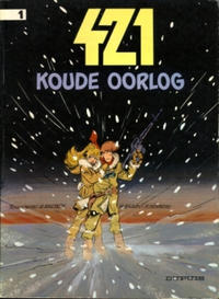 Cover Thumbnail for 421 (Dupuis, 1984 series) #1