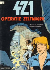Cover Thumbnail for 421 (Dupuis, 1984 series) #3