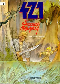 Cover Thumbnail for 421 (Dupuis, 1984 series) #5