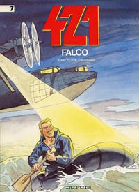 Cover Thumbnail for 421 (Dupuis, 1984 series) #7