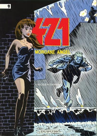 Cover Thumbnail for 421 (Dupuis, 1984 series) #9