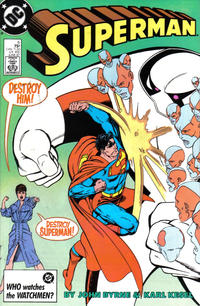 Cover Thumbnail for Superman (DC, 1987 series) #6 [Direct]