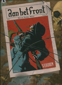 Cover Thumbnail for Aan het front (Silvester, 2008 series) #2