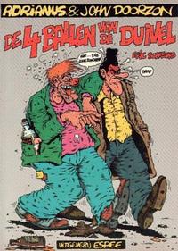 Cover Thumbnail for Adrianus & John Doorzon (Espee, 1983 series)