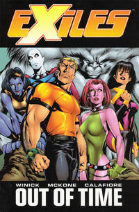 Cover Thumbnail for Exiles (Marvel, 2002 series) #3 - Out of Time