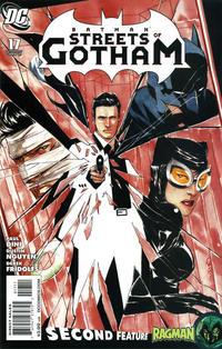 Cover Thumbnail for Batman: Streets of Gotham (DC, 2009 series) #17