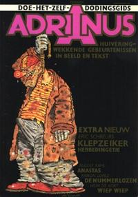 Cover Thumbnail for Adrianus Doe-het-zelf-dodingsgids (Van Wulften, 1983 series)