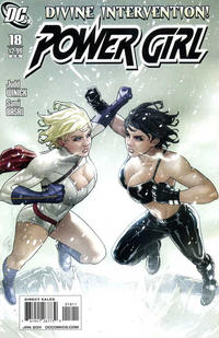Cover Thumbnail for Power Girl (DC, 2009 series) #18