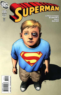 Cover Thumbnail for Superman (DC, 2006 series) #705 [Direct]