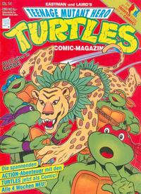 Cover Thumbnail for Teenage Mutant Hero Turtles (Condor, 1990 series) #14