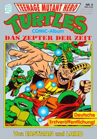 Cover Thumbnail for Teenage Mutant Hero Turtles (Condor, 1991 series) #8