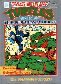 Cover Thumbnail for Teenage Mutant Hero Turtles (Condor, 1991 series) #9