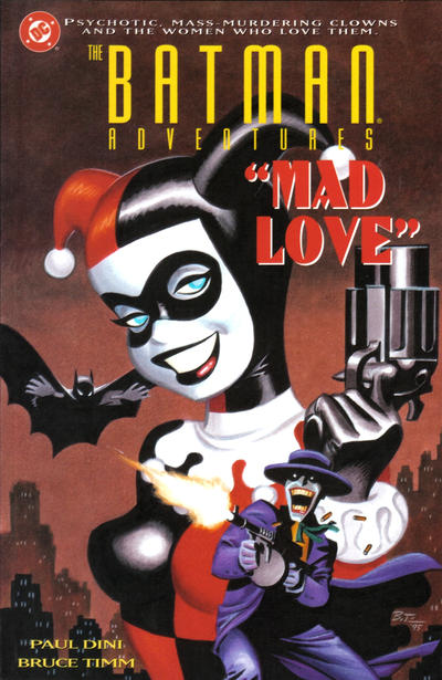 Cover for The Batman Adventures: Mad Love (DC, 1994 series) #1