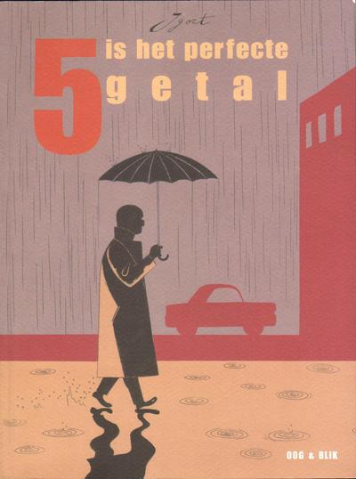 Cover for 5 is het perfecte getal (Oog & Blik, 2002 series)
