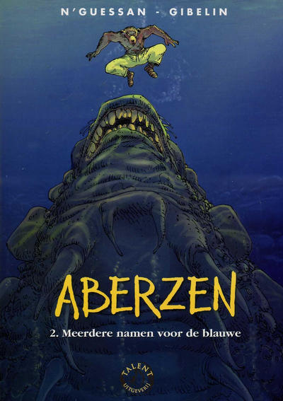 Cover for Aberzen (Talent, 2005 series) #2